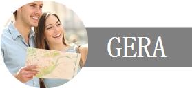 Deine Unternehmen, Dein Urlaub in Gera Logo
